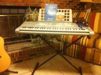 Model YPT 300 Rarely Used -Yamaha Pottable Keyboard