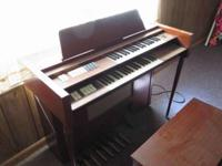 "Two electronic ""chord"" organs for sale, together or"