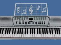 This is a nice, barely used electric keyboard/piano. It
