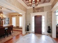 Custom designed home in luxury community setting with