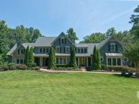 Elegant estate living with maximum privacy on 4+/-
