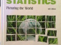Brand new never used elementary statistics book 5th