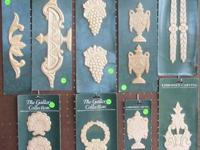 Elements Ornamental moldings wood appliques 1 of 26 for