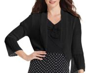 Looking for the perfect spring shrug? Check out this