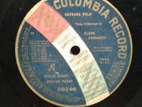 Type:RecordsStyle:ClassicalRare Elena Gerhardt -