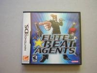 Elite Beat Agents for Nintendo DS. Game is in excellent