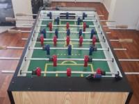 Dynamo Silver Medal Foosball table in excellent