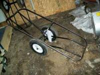 Gundlach 2 wheel hauler..It is actually designed to