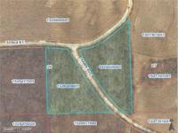 FANTASTIC 10 ACRE MORE or LESS TIMBER PARCEL: If you