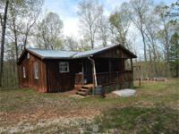 41 +/- ACRES WITH CABIN FOR HUNTING RETREAT IN RITCHIE