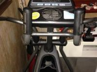 Practically NEW Elliptical Machine Ergoflo made by