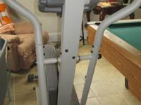 Health Rider Elliptical in good condition. $100.00 or
