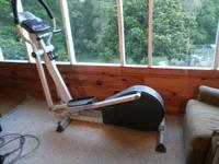 I have a working elliptical for sale