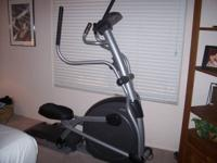 AFG Model 4.0 AE Elliptical Excercise Machine,