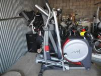 Freemotion elliptical for sale. Excellent condition. We
