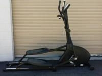 New Balance Elliptical Trainer 9.0e- Great condition.