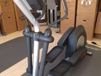 2011 CSX Cross Trainer Elliptical Hardly used and in