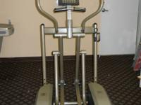 Elliptical by Best Fitness Equipment in great