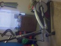 Im selling an elliptical exercise machine for $200 for