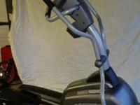 Horizon Elite elliptical. Like new. Must sell. $800