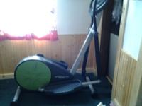 I have an elliptical machine for sale. Asking $200.