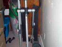 Pro-Form 330 elliptical machine. About five years old.
