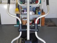 Good working Elliptical.  Easy to operate and a very