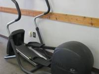 Precore Elliptical --** Precor EFX 5.21si**works