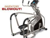 Up for sale is a like new Elliptical machine,