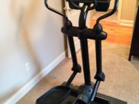 Used elliptical trainer for sale, $900 or best