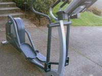 Life Fitness X1 Elliptical Cross-Trainer $995 or BSO. I