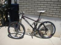 "Ellsworth Epiphany Mountain Bike 26""-Lots of extras and"