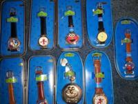 Collectable Elmo things available. Been gathering since