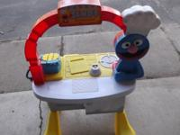 Elmo Talking Restaurant $30 or best offer. Interactive