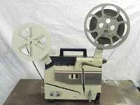 The Elmo TRV-16 is a transfer projector that allows you
