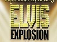 ELVIS EXPLOSION 2015 La Crosse Center Sept 11-13