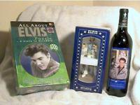 I have several Elvis collectibles for sale. There is a