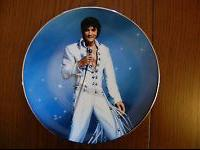 I have some Elvis pieces left from my collection.  They