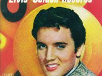 AVAILABLE IS THIS ULTRA-RARE VERSION OF Elvis' Golden
