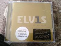 New Elvis Presley 30 #1 Hits CD. Unopened. Brand New.