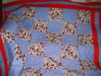 Home made Elvis quilts by mom collectible BE no more!