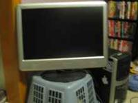 "Selling a 2007 eMachine Tower computer /w 21"" emachine"