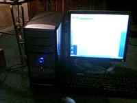 HI! I HAVE FOR SALE A EMACHINE DESKTOP COMPUTER WITH A