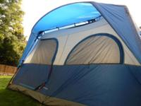 The Embark 8 Person Instant Cabin Tent is an ideal tent