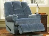 Also readily available in basic recliner chair for