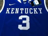 Nike Elite embroidered jerseys. Retail tag and