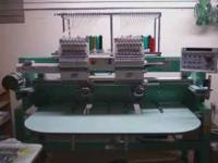 embroidery, screen printing shop in business for 11