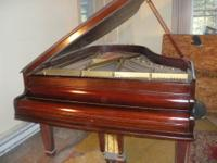 I have an Emerson Baby grand piano for sale in