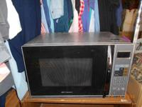 Moved - Must Sell: Nice Emerson Microwave in great
