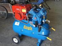 Have a Emglo Compressor 30 gallon tank with a 8hp